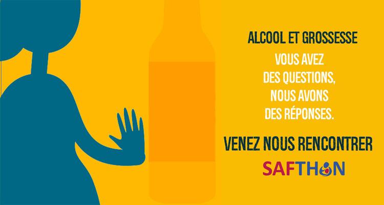 Safthon 2020 - Alcool et grossesses : agissons ensemble !
