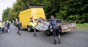 © CD29 - M. Le Gall - Ramassage déchets collèges Landivisiau Sizun 3